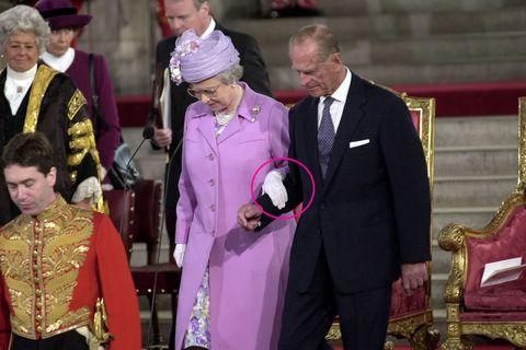 Expertos en lenguaje corporal analizan el matrimonio de la reina Isabel y el príncipe Felipe