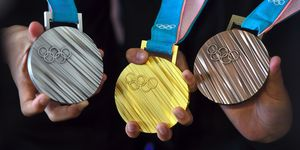 olympic winter games pyeongchang 2018 medals