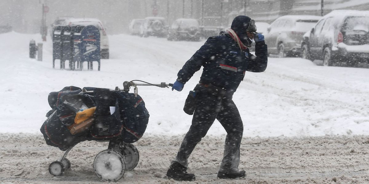 Winter Storm Hunter Will Dump Snow and Ice on the East Coast This ...