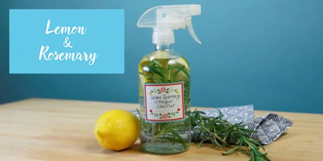 9 Homemade Cleaners You Can Make Yourself