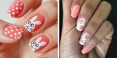 image - 25 Easter Nail Art Ideas You Have To Try This Spring - Easy Easter