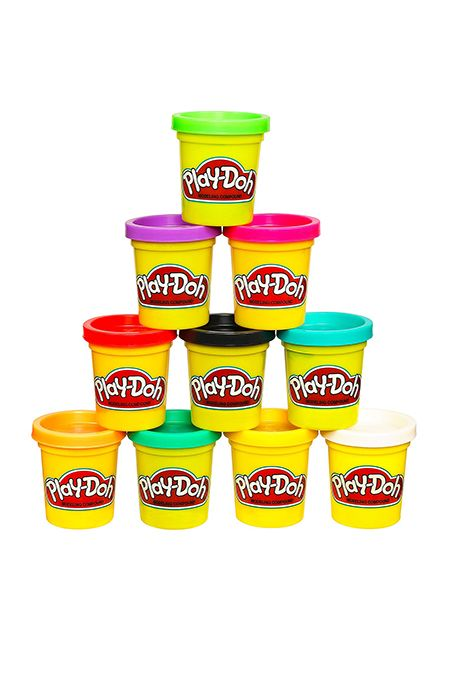Toy, Play-doh, Cup, Plastic,