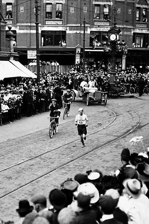 1908 summer olympics marathon