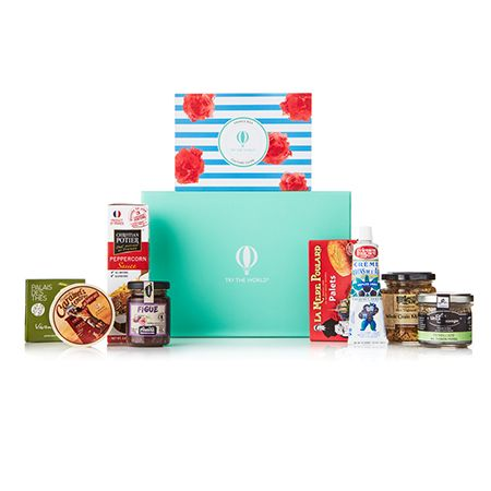 Subscription Boxes for Moms - Try-the-world