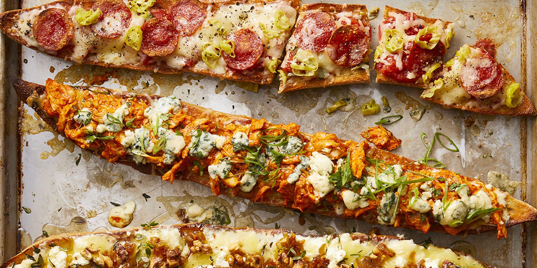 Baguette Pizzas