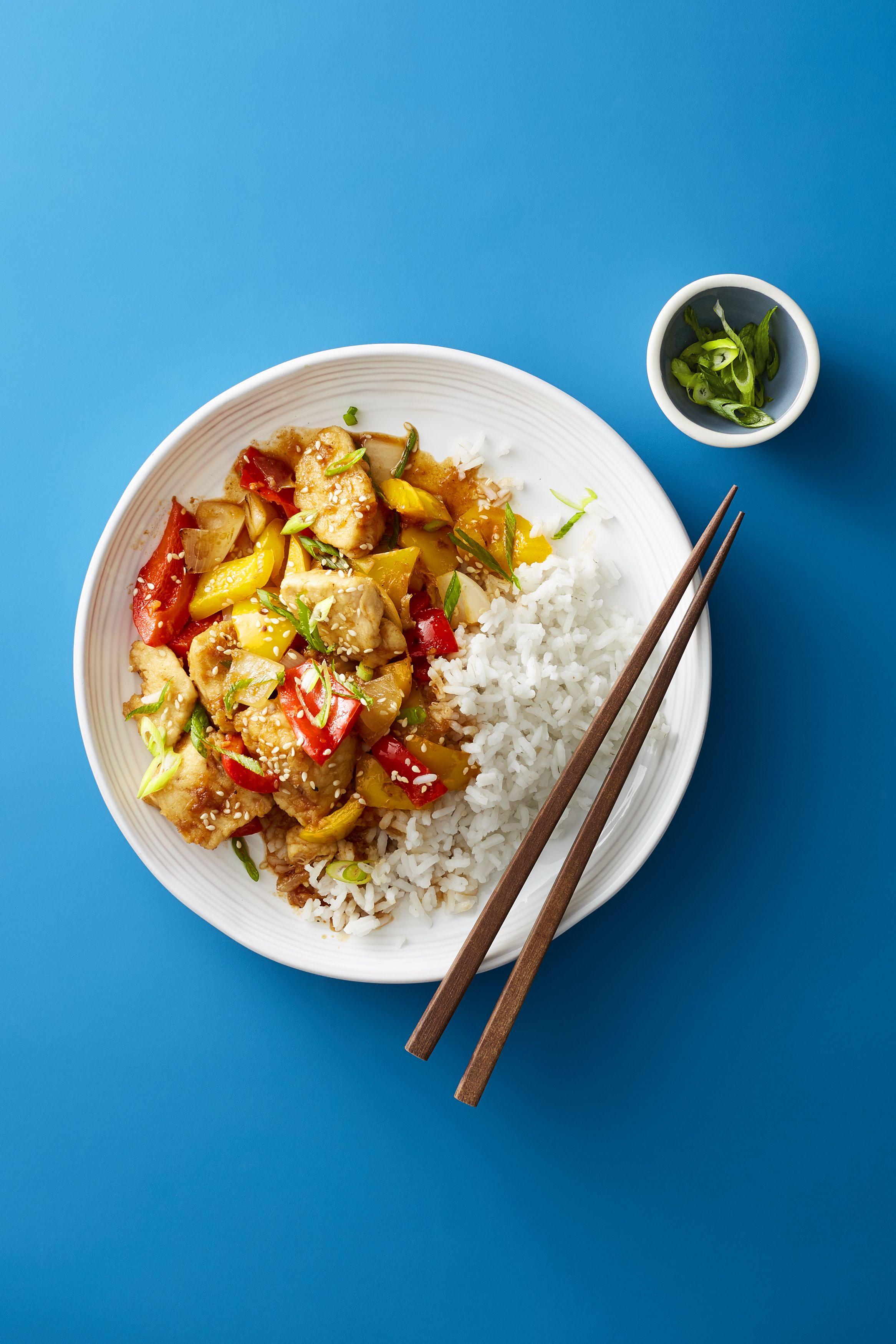 How to Make Sesame Chicken Stir-Fry - Best Sesame Chicken Stir-Fry ...
