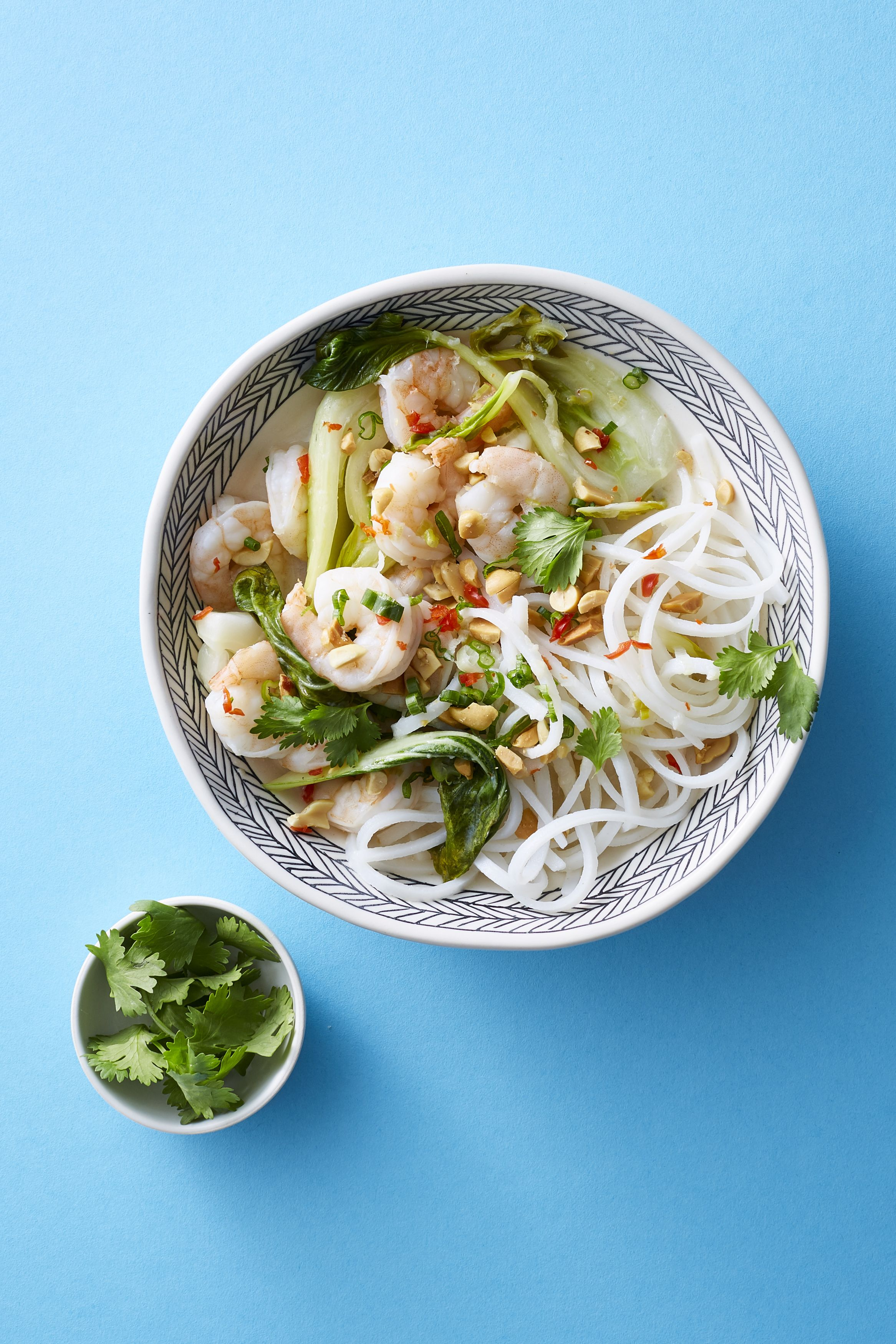 Watch Thai Coconut Soup with Bean-Thread Noodles video
