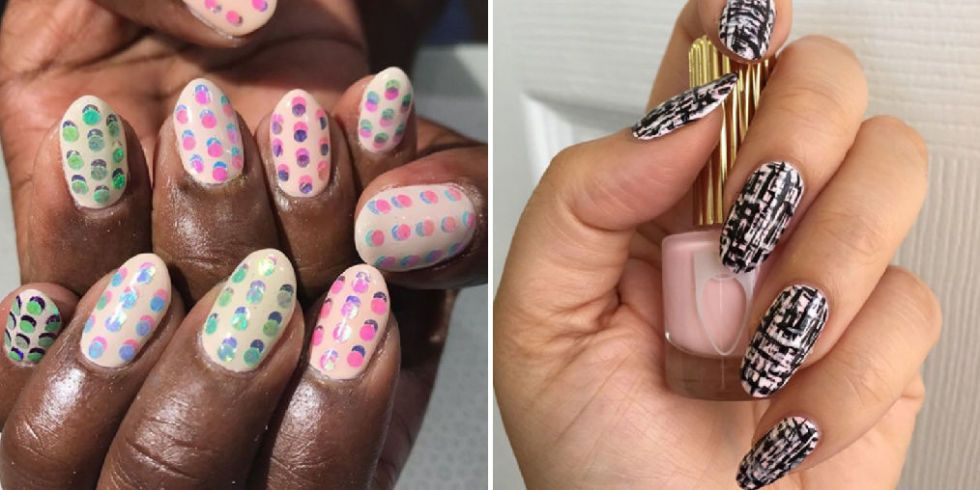 25 Spring Nail Designs - Pretty Spring Nail Art Ideas