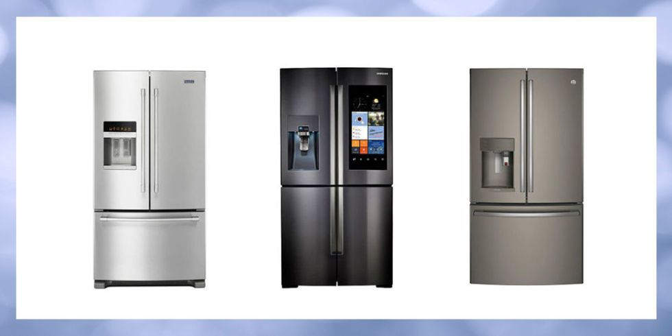 These top-tested picks keep things super cool. & 4 Best French-Door Refrigerators 2018