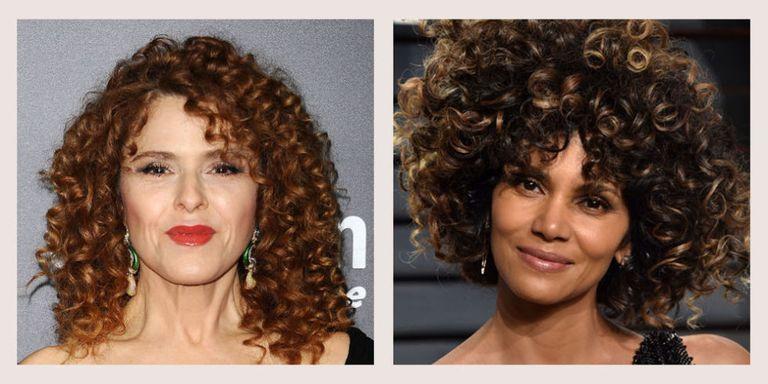 28 Easy Curly Hairstyles 2017 - Cute Haircut Ideas for Curly Hair