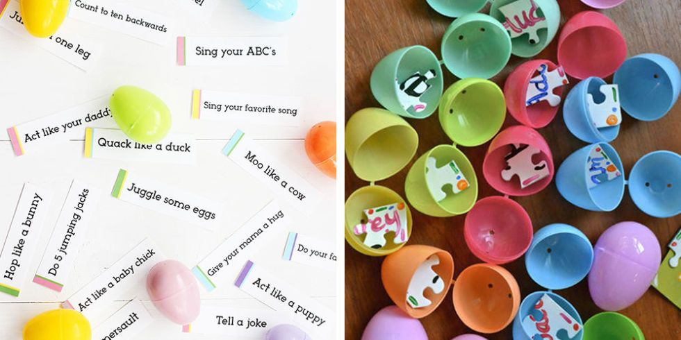 Traditional Egg Hunts, While Fun, Leave Little To The Imagination. Inspire  Tiny Minds (and Big Ones, Too!) By Hiding Puzzle Pieces Or Hosting A  Nighttime ...