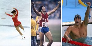 olympics moments