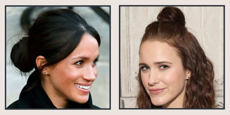 13 Cute and Easy Bun Hairstyles - Best Ideas for How to Do a Bun