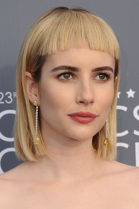26 Lob Haircuts On Celebrities Best Long Bob Hairstyle Ideas