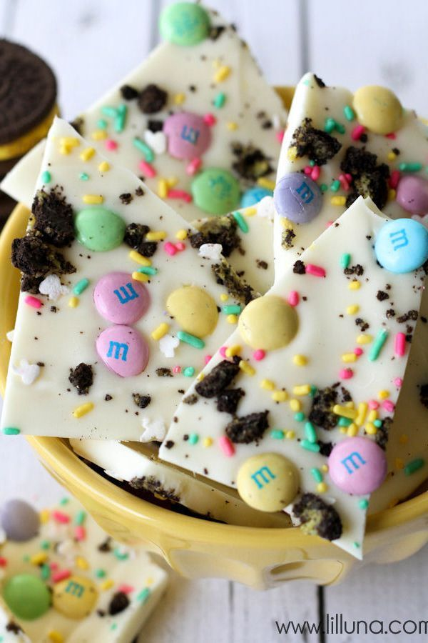31 easy easter treats cute ideas for easter treats for kids negle Images