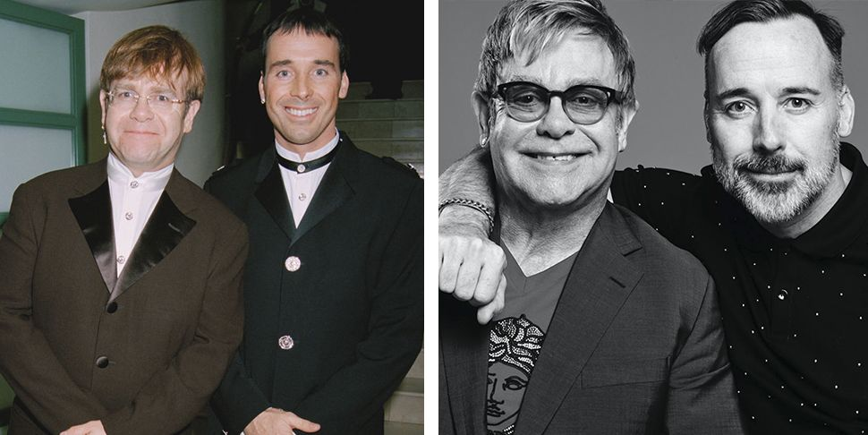 Everything To Know About Elton John S Husband David Furnish And Their Children