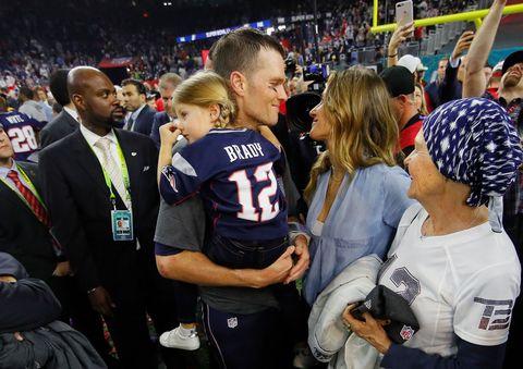 Tom Brady and Gisele Bundchen's Relationship Is Full of Ups