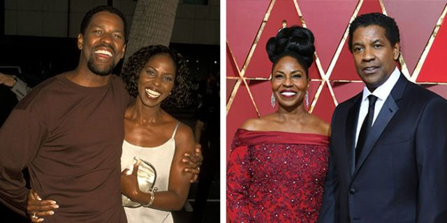 Denzel Washington And His Wife Pauletta Have A Marriage -7651