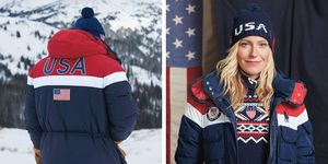 winter olympics 2018 opening ceremony outfits
