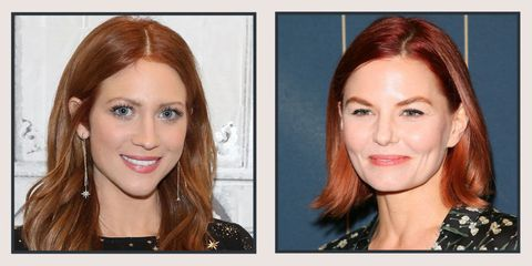 Eyebrow Color For Red Hair Fabulous
