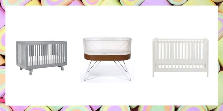 You Dont Have To Sacrifice Style Or Safety When It Comes These Cribs Hand Picked By The Good Housekeeping Institute For Your Babys Nursery