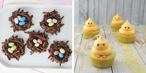 14 Easter Food Crafts Fun Easter Diy Ideas With Food