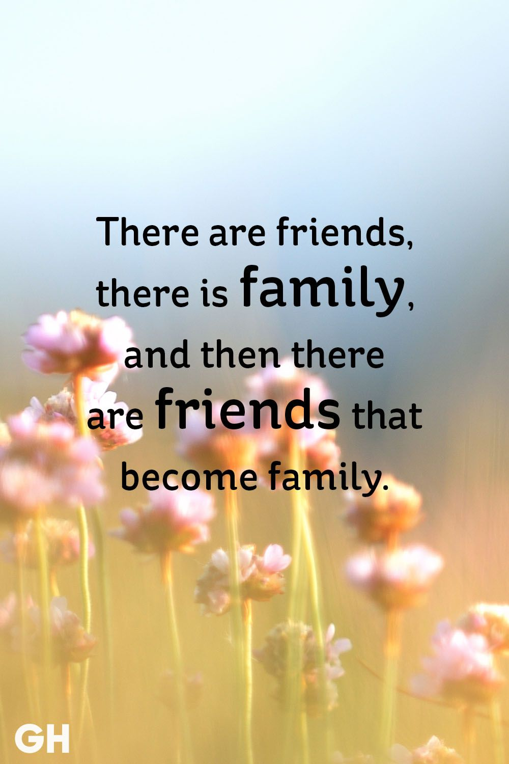 Friends Are Family Quotes 25 Short Friendship Quotes for Best Friends   Cute Sayings About  Friends Are Family Quotes