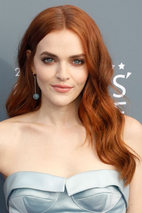 30 Red Hair Color Shade Ideas For 2019 - Famous Redhead -5390