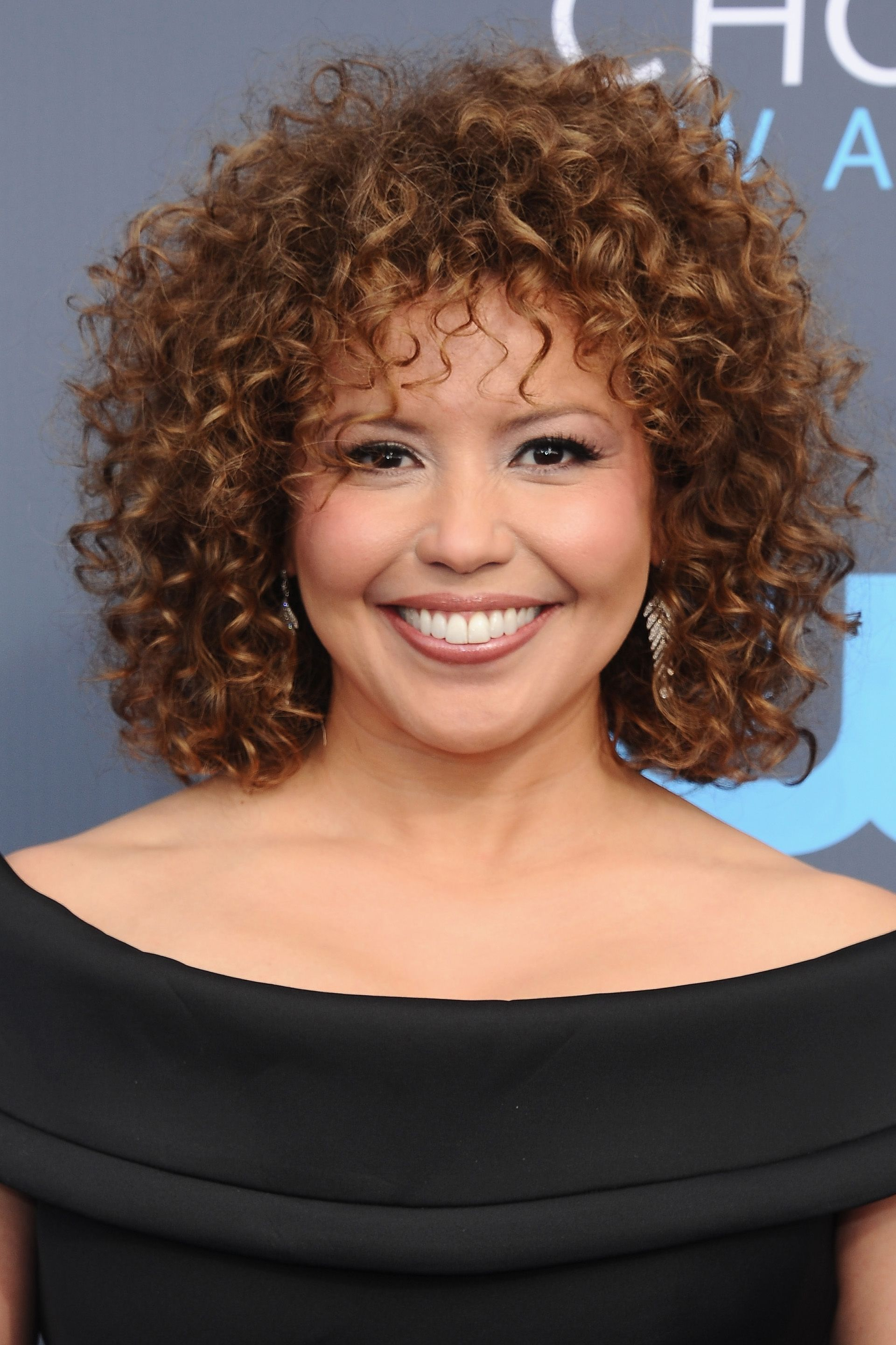 40 Celebrity Short Curly Hair Ideas - Short Haircuts and Hairstyles ...