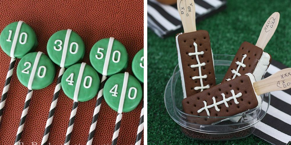 27 Easy Super Bowl Desserts - Best Recipes for Super Bowl Sweets