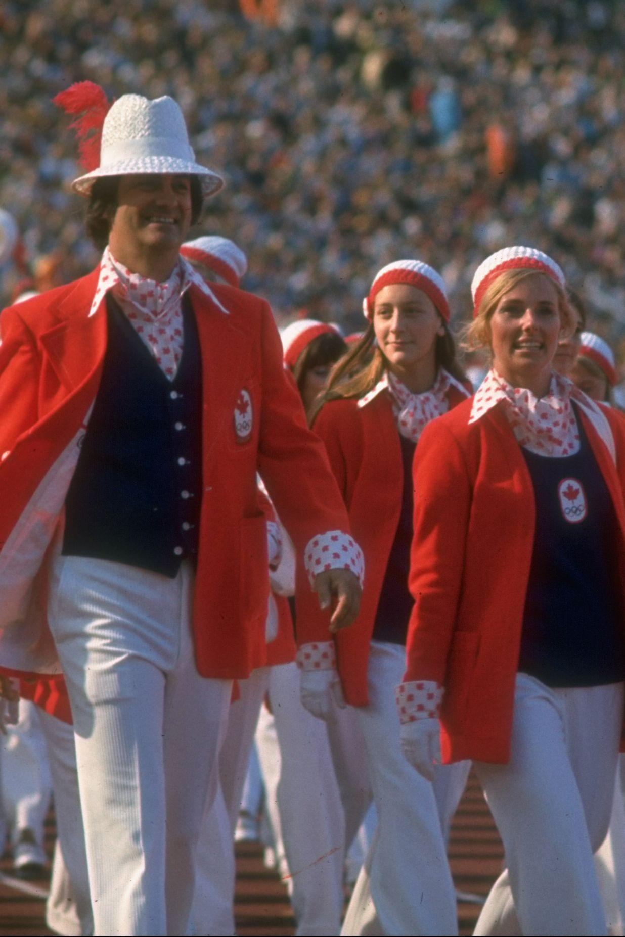 canada 1972 olympics