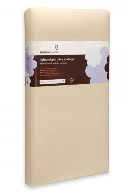 naturepedic lightweight ultra crib mattress