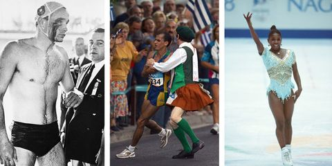 olympic scandals