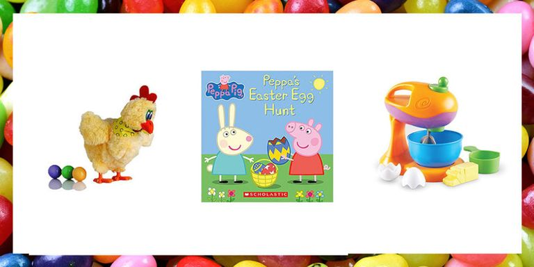 15 best easter gift ideas for toddlers fun toddler easter basket first comes the easter egg hunt then comes a basket or gift filled with cheer these bunny themed games easter books and cute chicks are perfect for the negle Image collections