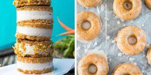 Carrot Cake Desserts