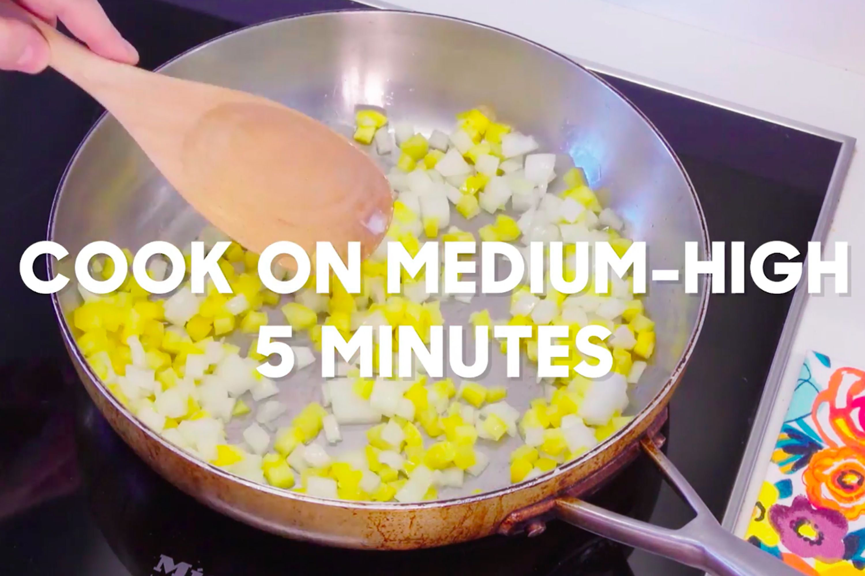 how to make chili step 1