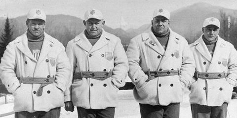 What America's Winter Olympic Team Outfits Looked Like the Year You