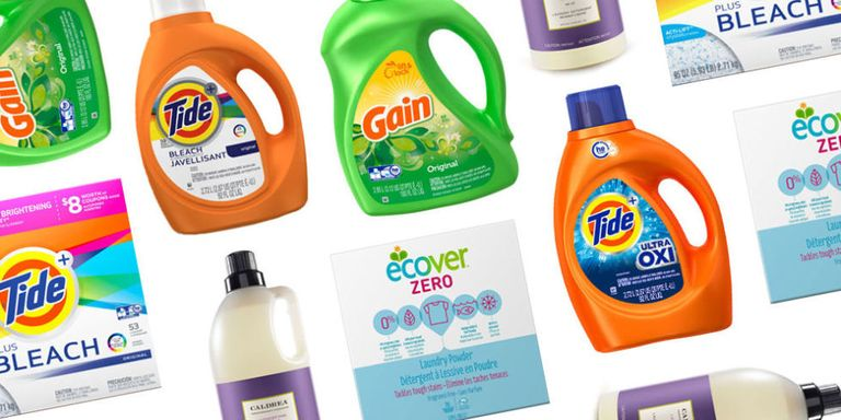Best Laundry Detergent Best Liquid And Powder Laundry
