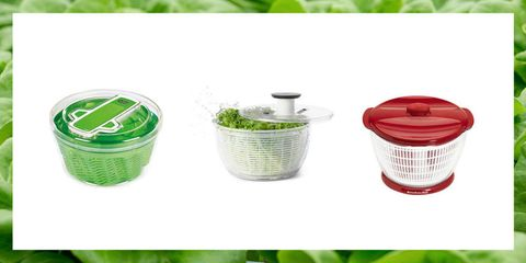 The Best Salad Spinners for Drying Greens - Top Rated Salad Spinners