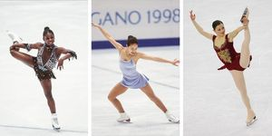 best figure skating costumes
