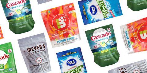10 Best Dishwasher Detergents & Reviews