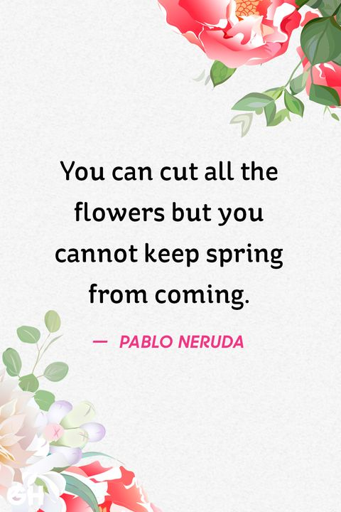 20 happy spring quotes sayings about spring and flowers pablo neruda spring quote mightylinksfo