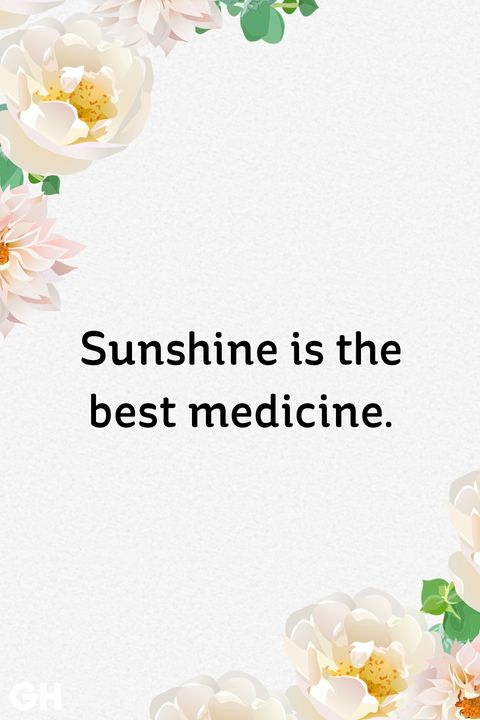 20 happy spring quotes sayings about spring and flowers sunshine is the best medicine mightylinksfo