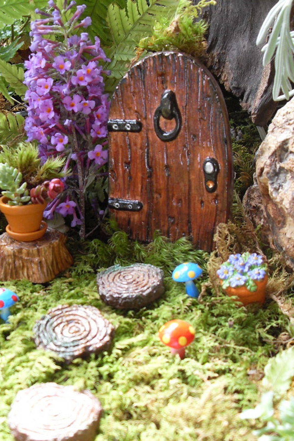 Beau Fairy Garden Idea