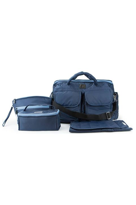 7am enfant voyage large diaper bag