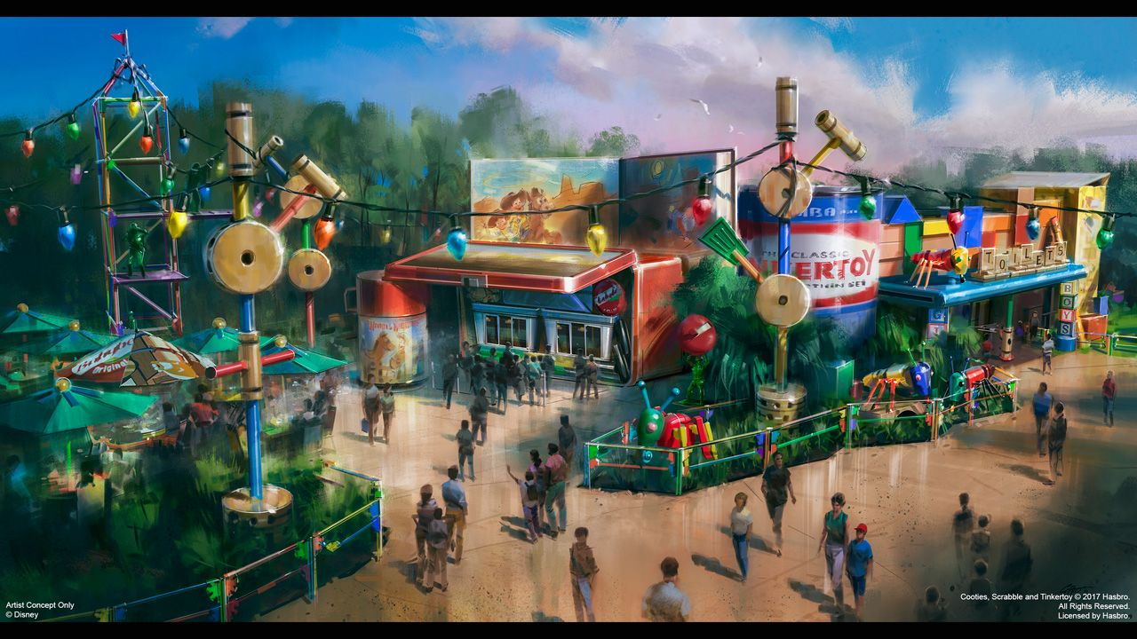 Disney's Toy Story Land