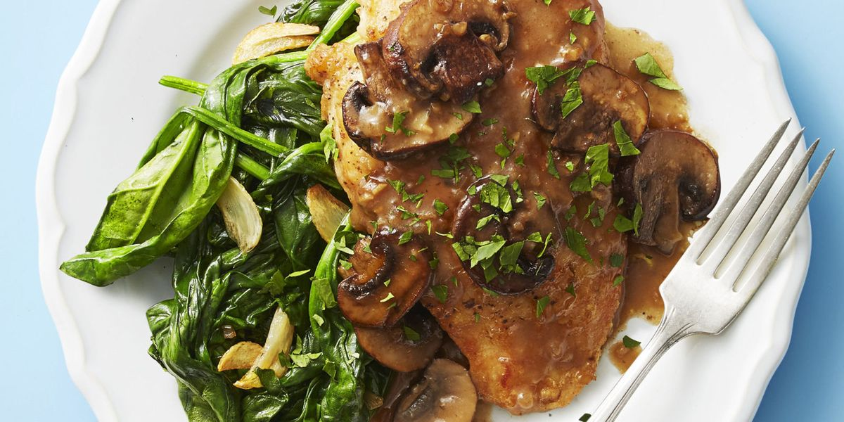 Best Chicken Marsala Recipe How To Make Chicken Marsala