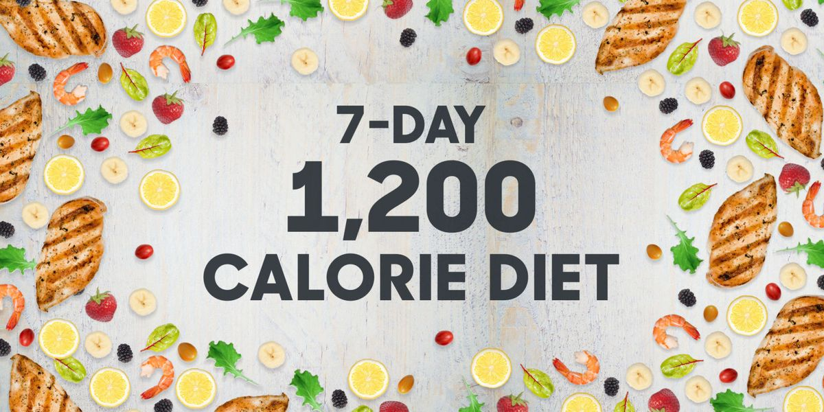 1200 Calorie Diet Menu 7 Day Lose 20 Pounds Weight Loss Meal Plan