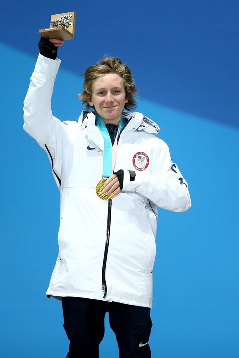 2018 winter olympics red gerard
