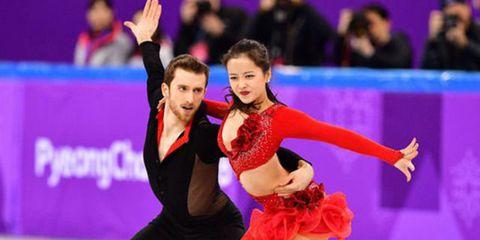 Sports, Ice dancing, Ice skating, Dancer, Figure skating, Dance, Dancesport, Skating, Recreation, Performing arts,